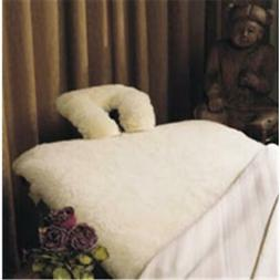 SnugFleece Woolens 1060 SnugSoft Deluxe Wool Massage Table P