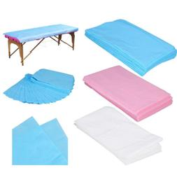 10pcs Massage Beauty Waterproof Disposable Bed Table Cover S