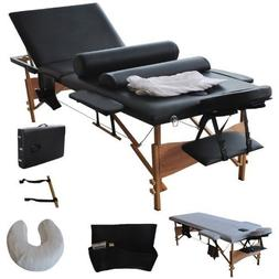 3 fold massage table portable
