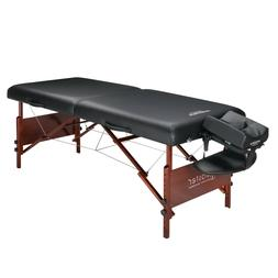 "30"" Del Ray Master Massage Pro Portable Massage Table Foldin"