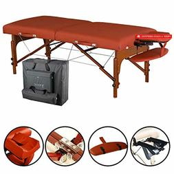 "Master Massage 31"" Santana LX Portable Massage Table Package"
