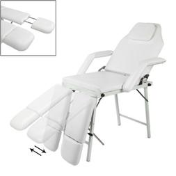 "72"" Folding Tattoo Parlor Spa Salon Facial Bed Beauty Massag"