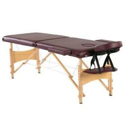 82 l portable massage table bed spa