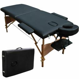 84 portable massage table chair 2 pad
