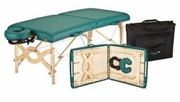 avalon xd massage therapy table package flat