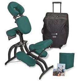 EarthLite Avila II Portable Masseuse Massage Chair