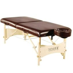 Master Massage Balboa LX Portable Massage Table Package, Cho