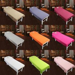 Beauty Massage Towelling Bed Table Cover Salon Spa Couches S