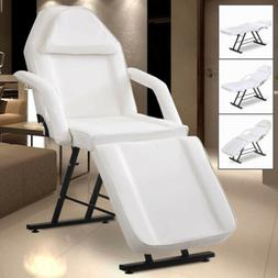 Adjustable Tattoo Salon Barber Chair Massage Table Facial Be
