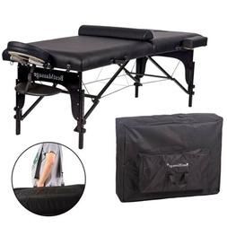 Best Massage Two-Fold Portable Massage Table with Bolster BM