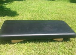 Black Oakworks Massage Table  in  new condition...never used
