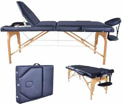 BestMassage Black Reiki Portable Massage Table, have the sam
