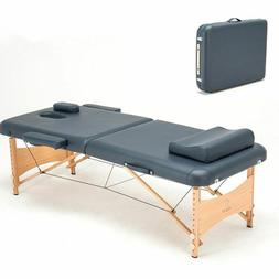 Body Massage Bed Table Face Cradle Folding Salon Furnitures