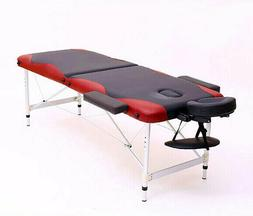carry case foldable portable massage table bed