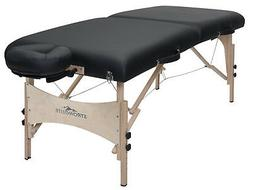 Stronglite Classic Deluxe Portable Massage Table Package w/