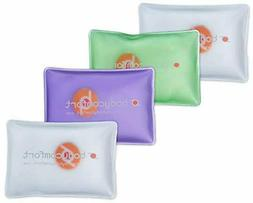 Body Comfort Click Activated Instant and Reusable Heat Packs