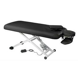 Professional Deluxe Stationary Electric Massage Table Bed Bl