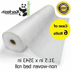 Karlash Disposable Non Woven Bed Sheet Roll Massage table Pa