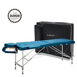 "Dr.lomilomi Ultra-lite 24"" Portable Massage Table 302 Spa Be"