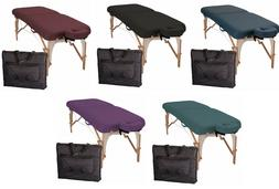 Inner Strength E2 Massage Table Package w/ Headrest & Case -