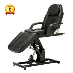 Electric Bed Chair Tattoo Massage Facial Table Barber Beauty