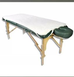 NRG energy massage table fleece  pad 229 0007 New natural