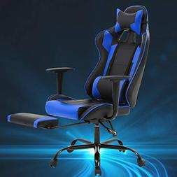 BestMassage Executive Recliner Gaming Chair, Racing Style Hi