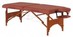 "Master Massage 25"" Fairlane Portable Massage Table Package w"