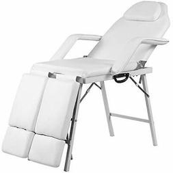 Giantex 75&quot Massage Table Bed Chair Folding With Carry B