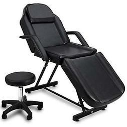 Giantex Spa Beds & Tables Massage Facial Chair For With Stoo