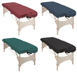 Earthlite Harmony DX Portable Massage Table Package w/ Headr