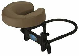 EARTHLITE Home Massage Kit - Deluxe Adjustable Headrest & Fa