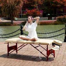 "Master Massage 28"" Inch Caribbean Therma Top Table Portable"
