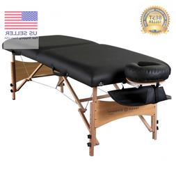 Inner Strength Sycamore Portable Massage Table Package by Ea