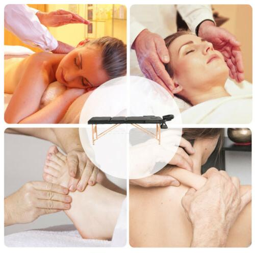3 Massage w/Free Case Bed Spa Health Beauty