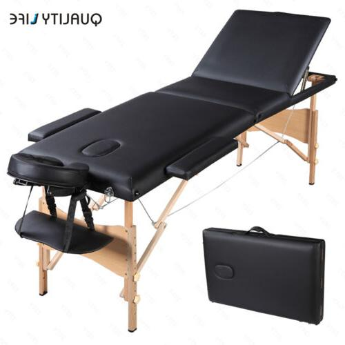 3 fold portable massage table