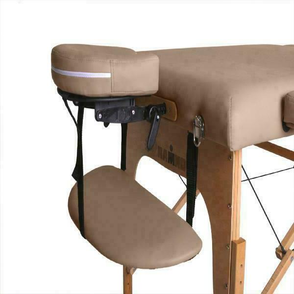 Ironman Santa Cruz Massage Table with Carry