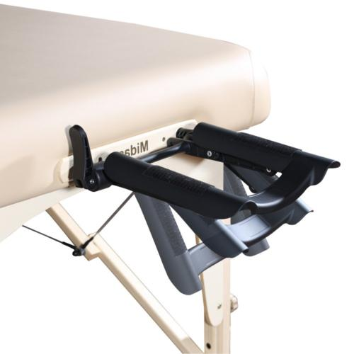 Master Massage Therma Top Table Built in
