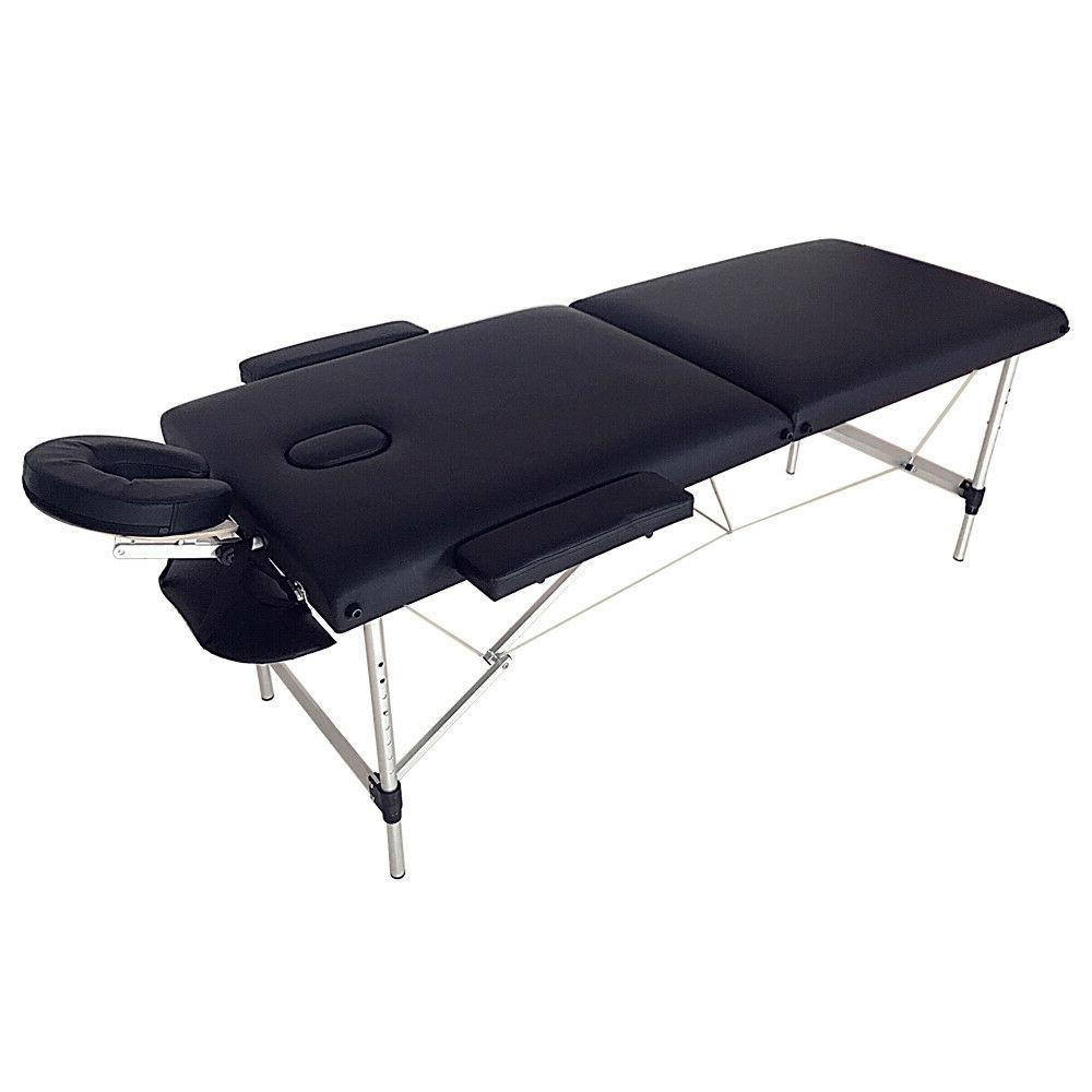 "73"" Massage Pad Massage Table Facial w/Carry Case"