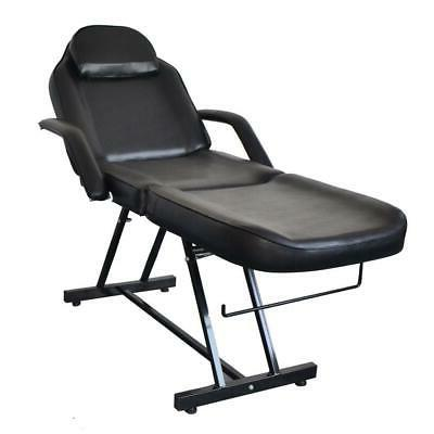 """Adjustable 73"""" Massage Table Facial Bed Chair Barber Health"""