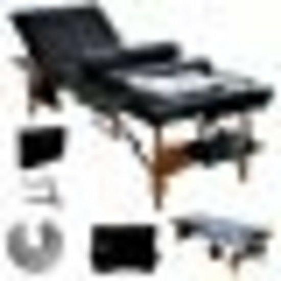 """Giantex 84"""" 3 Massage Table Bed"""