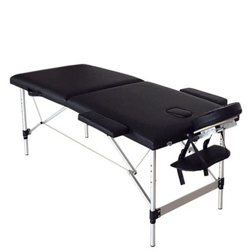 """84""""L Portable Table SPA Bed Tattoo Case"""