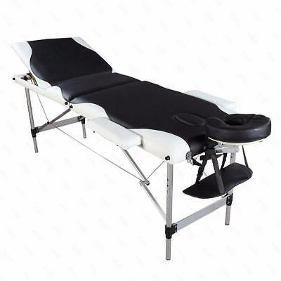 """84""""Facial Spa Massage Table Chair Height"""