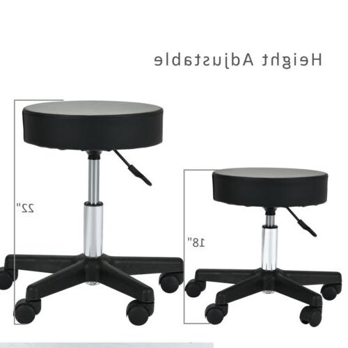 "84""L Table W/Stool Chair Black"