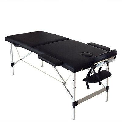 "84"" L Portable Table Bed Case"