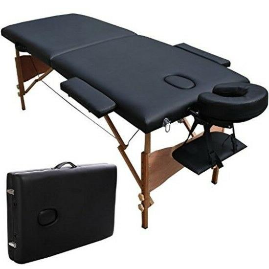 Giantex Massage Table Facial Tattoo (Bla