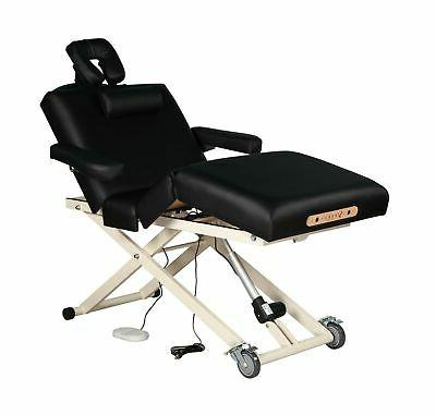 adjustable 4 section electric lift massage table