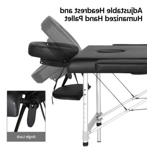 Adjustable Bed Portable Folding Table Carrying Bag