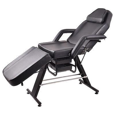 Adjustable Massage Bed Tattoo Chair Facial Table Beauty