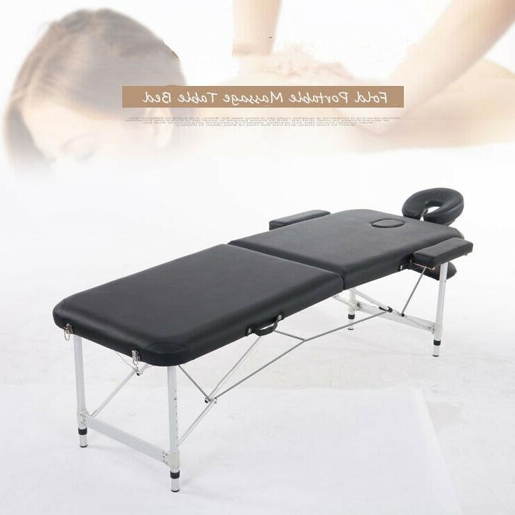 Massage Table Heigh 2 W/Face Cradle
